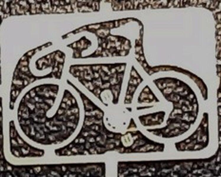 2 Vélos en photodécoupe au 1/160eme