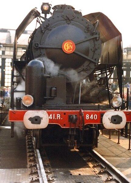 Locomotive 141R - SNCF - 1/160