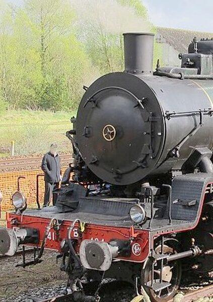 Locomotive 141TB - SNCF - 1/160