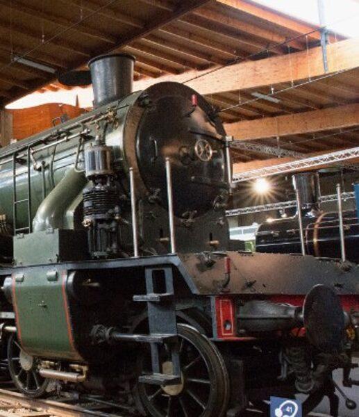 Locomotive 242TA (sans pare-fumée) - 1/160