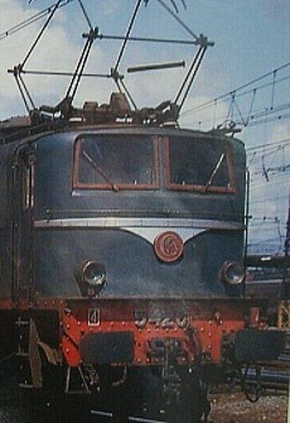 2D2 5400 GRG SNCF 1/160