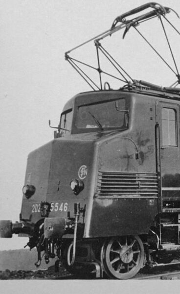 "Locomotive 2D2 5550 SNCF ""Watermann"""
