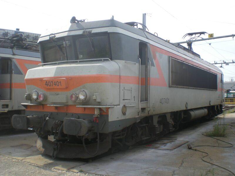 BB7200 - SNCF - 1/220