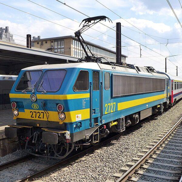 Série 27 - SNCB - 1/160