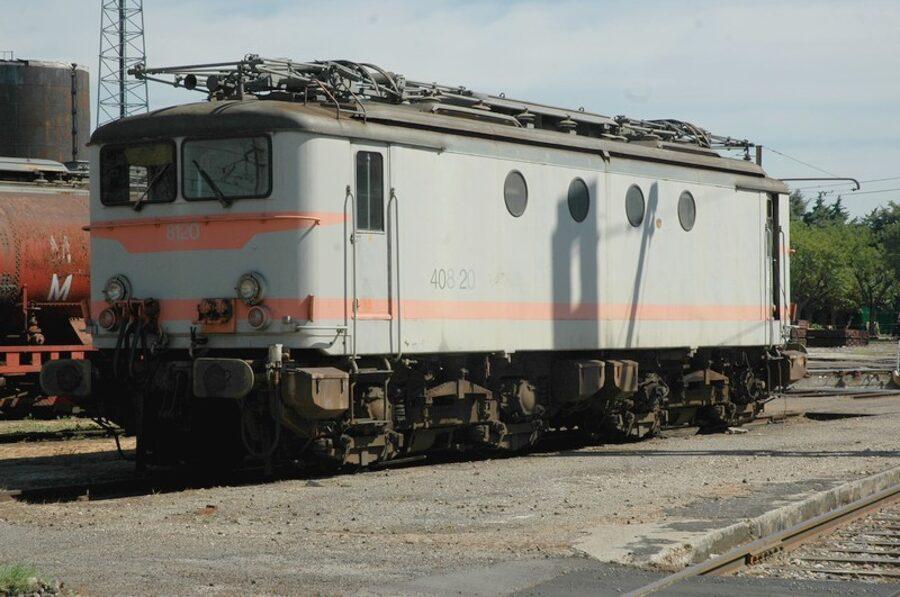 BB8100 - SNCF - 1/220
