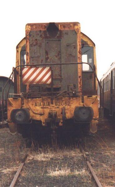 A1A - A1A 62000 - SNCF - 1/160