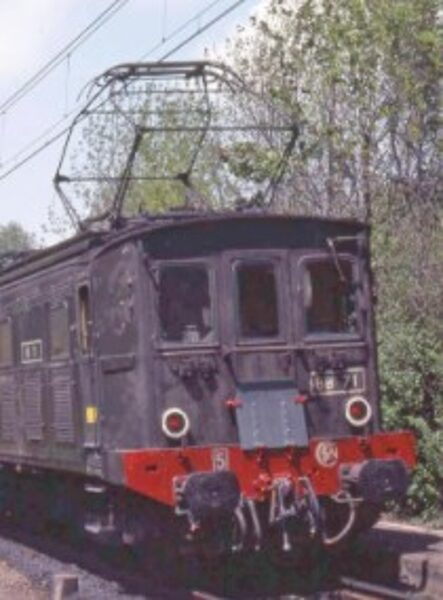 BB2 - (Série 1 à 80) - SNCF - 1/220