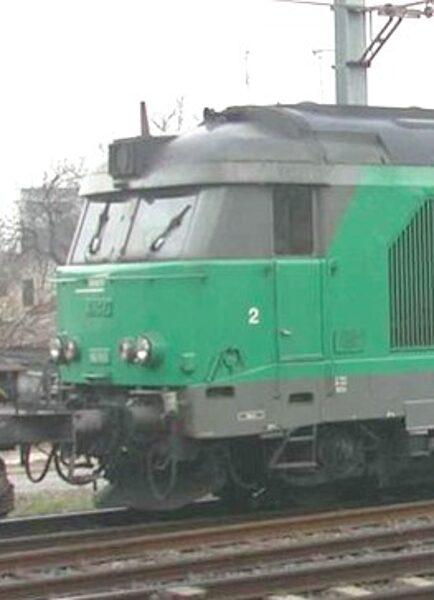 """BB67400 """"Modernisée"""" - 1/160"""
