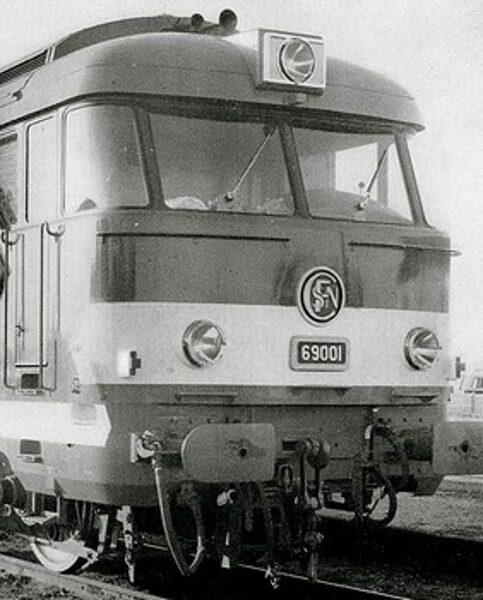 BB69001 - SNCF - 1/160