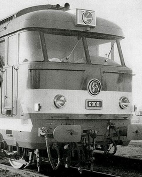 BB69001 - SNCF - 1/220