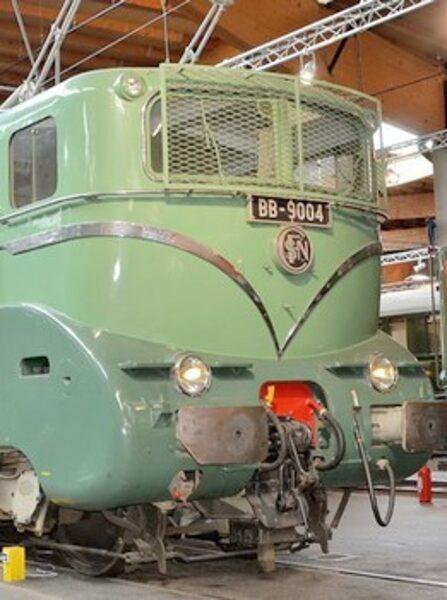 BB9004 - SNCF - 1/220