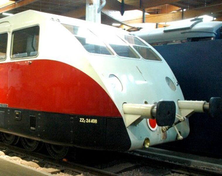 Autorail Bugatti WL Zz201 - PLM / SNCF - 1/220
