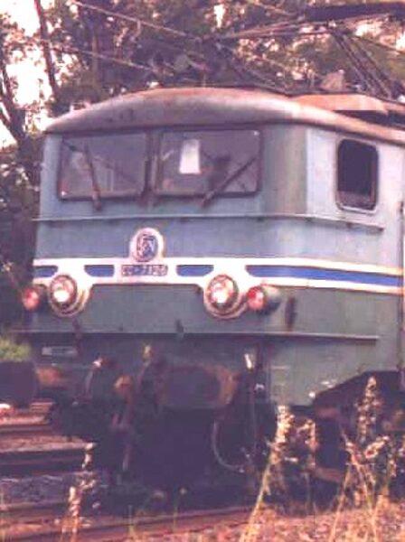 CC7102 - SNCF - 1/220