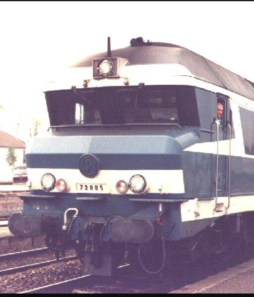 CC72000 - SNCF - 1/220