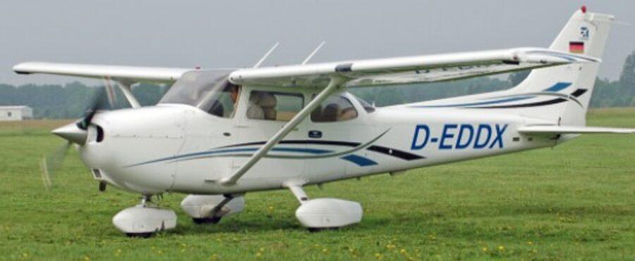 Cessna 172 - echelle N - 1/160