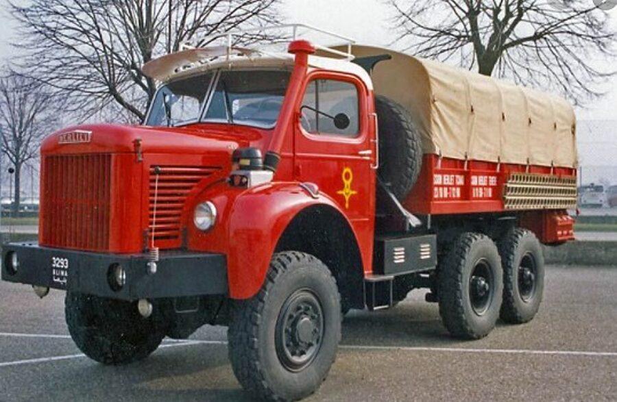 Camion GBC 8 - 6x6 - 1/160