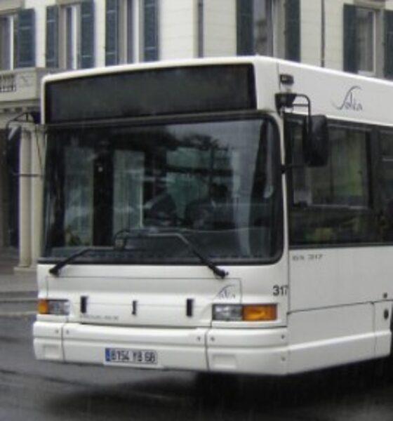 Bus Heuliez Gx317 - 1/160