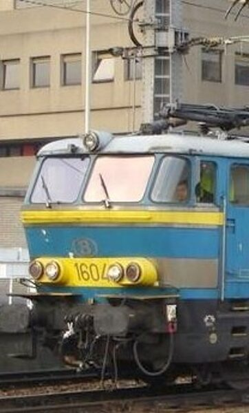 BB Série 16 - SNCB - 1/220