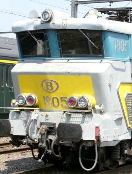 CC série 18 SNCB - 1/220