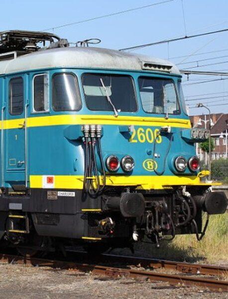 série 26 - SNCB - 1/160