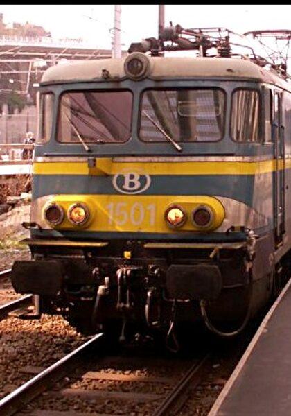 Série 15 - SNCB - 1/160