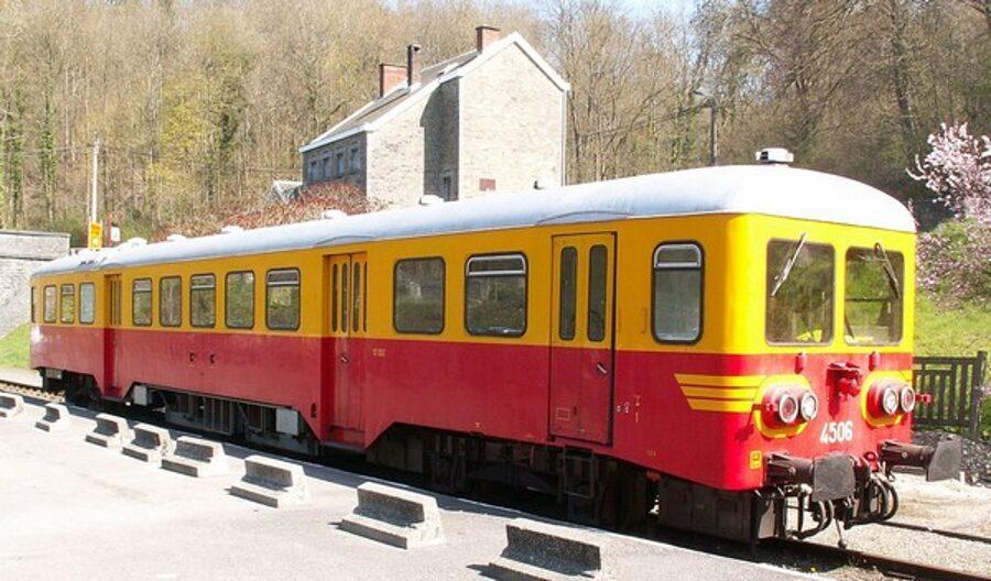Autorail Série 43 SNCB - 1/220