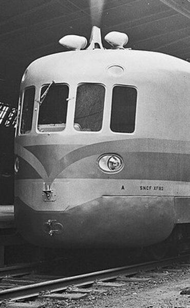 Rame T.A.R. Train automoteur rapide 1/160