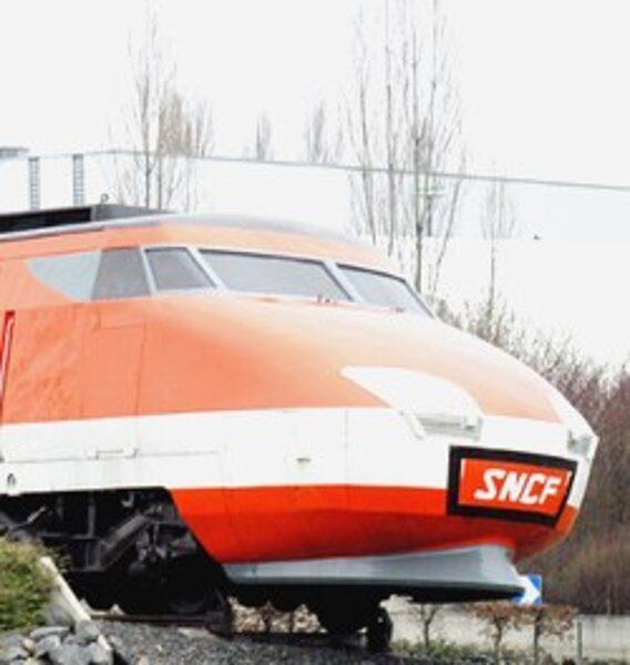 TGV001 - (Turbine à gaz) - 1/160