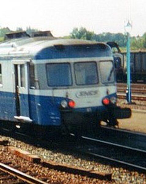 Autorail X2800 - SNCF - 1/160