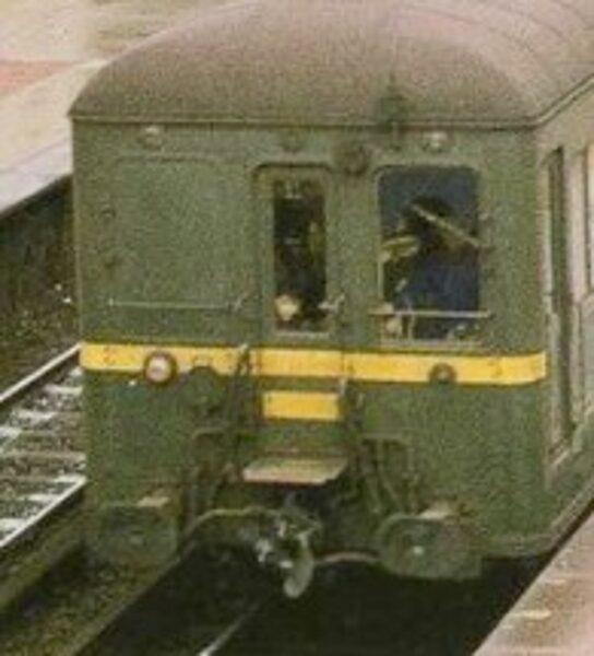 Elément moteur Z1300 - 1/160
