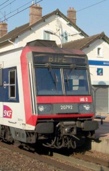 Rame Z20500 - SNCF - 1/160